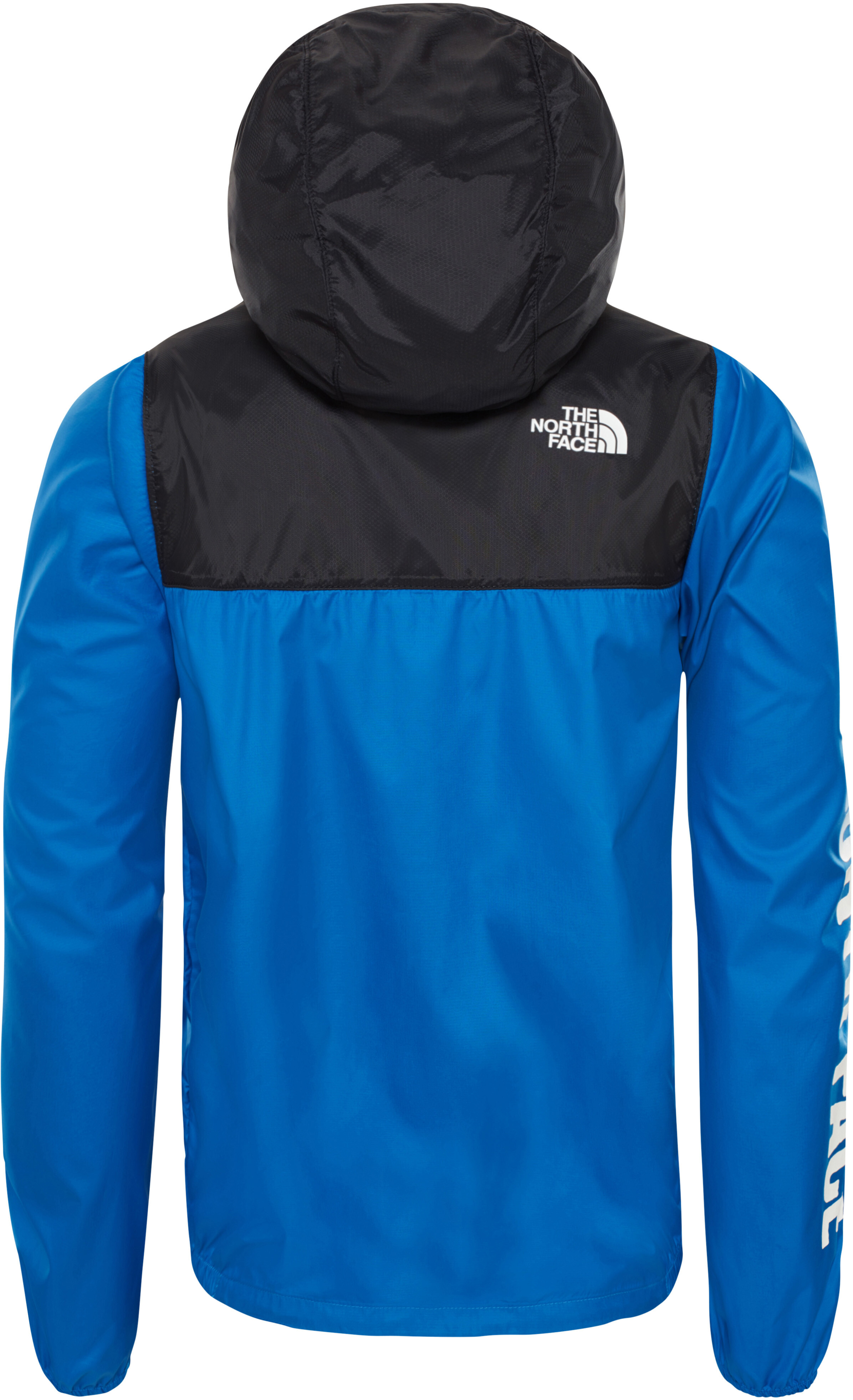 12c86c007 The North Face Reactor Wind Jacket Kids turkish sea at Addnature.co.uk